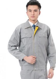 4S店机修服劳保服特种工作服工装长袖