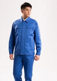 特种工装防静电涤棉工作服套装