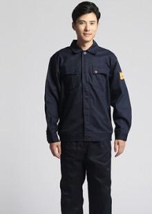 电焊阻燃特种工服厂服车间劳保服工服套装