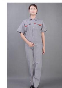 工作制服短袖工作服汽修服工装工程服