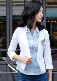 短袖寸衫短袖女性职业装衬衫