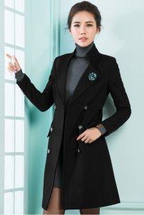 定制职业装大衣女性公司