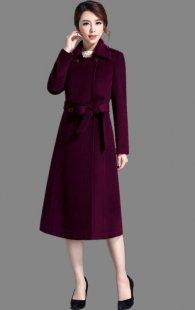 订制职业装大衣女性