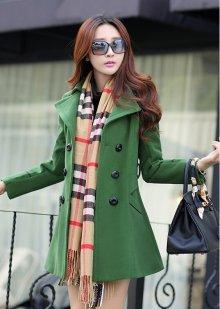 专业订做职业装大衣女性