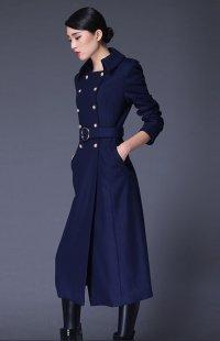 定做职业装大衣女装公司