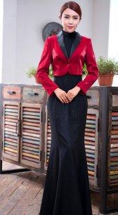 女装职业装礼服订制