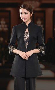 女装职业装礼服订做公司