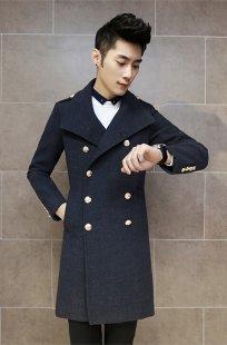 男性职业装大衣定做公司