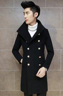 男士职业装大衣订做公司