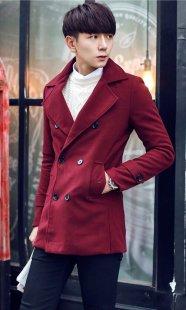 男士职业装大衣订做