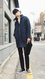 专业男性职业装大衣订制