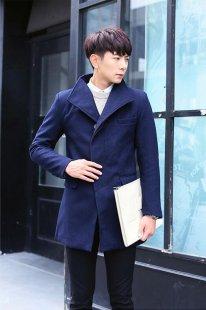 专业男士职业装大衣订做公司