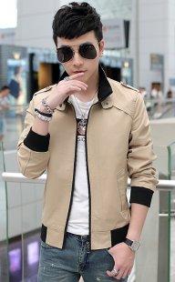 男装职业装夹克订做公司