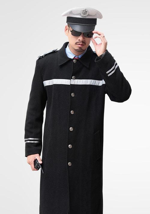 特勤保暖大衣制作