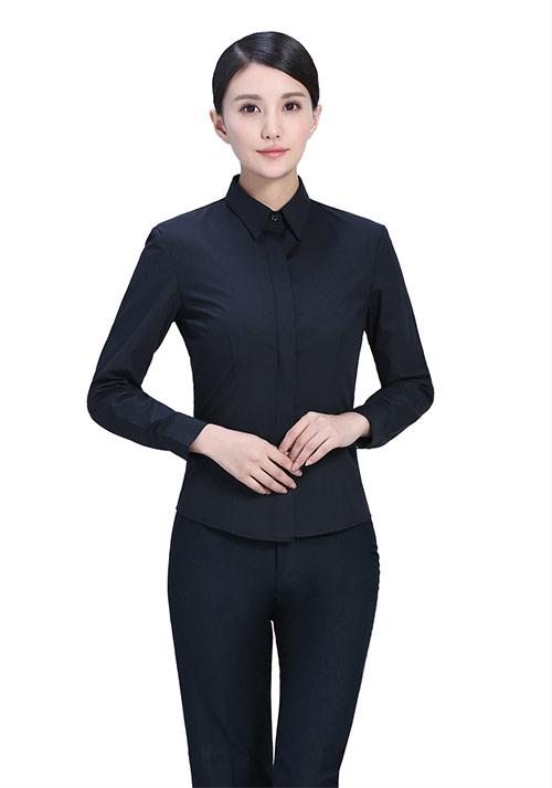 纯棉职业衬衫定制